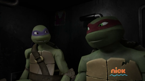 raph and donni smile by rosewitchcat