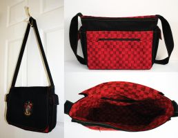 Gryffindor Book Bag by Groovygirlsuzy17