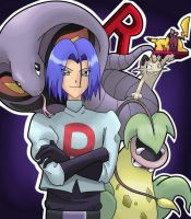 Team Rocket by Aiko102