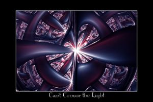 Can't Censor the Light by MichaelFaber