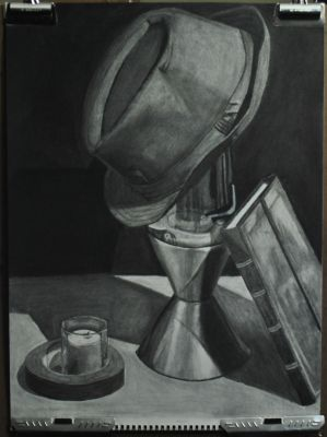 College Works: Weeks 10 and 11 - Still-Life by Harushimo