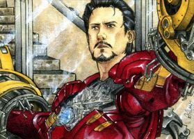 Tony Stark- Without Fear by GuiltyOne