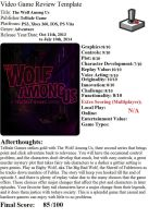 The Wolf Among Us Review by Cagefighter79