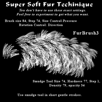 Fur Brush 3 by Aazari-Resources