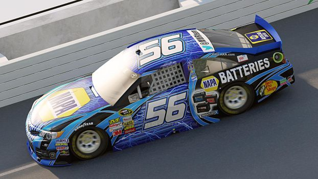 NAPA Batteries 2014 Concept by Driggers