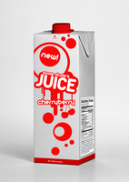 Branding - Juice Carton by AreoX