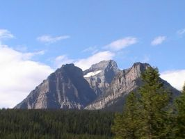 Canadian Rockies by loghry