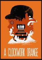 The Many Faces of Cinema: A Clockwork Orange by Hyung86
