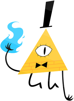 Bill Cipher by Zerocakes