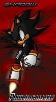 Shadow the Hedgehog by RapidPowerBlast