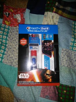 Star Wars toothbrush set by Don-Shazz