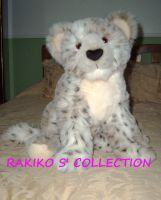 Douglas co Lhasa snow leopard by RakikoHime