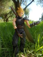Cloud - Glued by Dissidia012