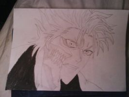 Grimmjow Jeagerjaques by TriNeaX