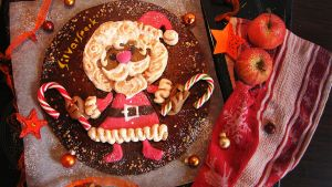 LoL Gingerbread contest: Santa Heimer by Shockowaffel