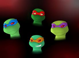 .:COM-Foot tmnt:. by Allegra-chan