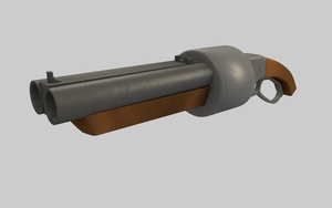 Scattergun - Team Fortress 2 by cr8g
