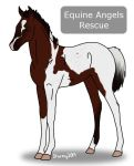 Equine Angels Rescue Design 1 by Howlingreaches