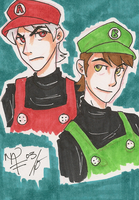 BEN10: Super Benji Bros. by pan2dapan