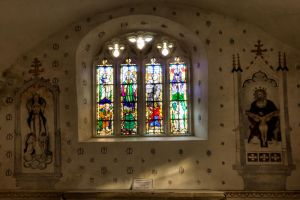 Chapel window by CharmingPhotography