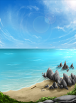 Horizon by SweetLhuna