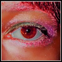 Colorful eye by tere-fere-qq