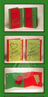 More Christmas Cards by MyntKat