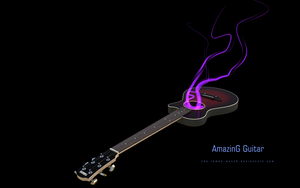 AmazinG Guitar by THE-LEMON-WATCH