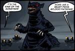 Gorgo by theEyZmaster