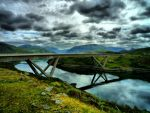 The Bridge by derekbeattieimages