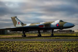 Vulcan XM607 by Partists