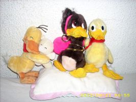 Alfred J. Kwak Plush Collection 2012 by kratosisy