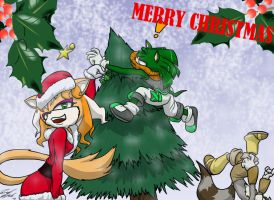 CP, Merry Christmas by Toughset