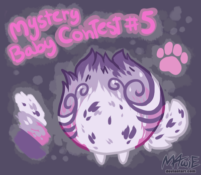 Byubuu - Mystery Baby Contest #5 CLOSED by M4WiE