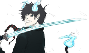 Rin Okumura by afroad