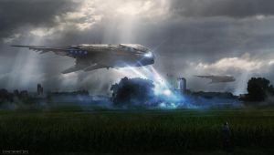 Age of Extinction by jamesdesign1