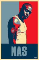 Nas by DemircanGraphic