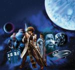 DR WHO TSAR WARS by BrianAW