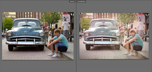 Retro Lightroom Preset by nickexposed