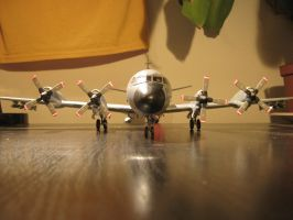 1/72 Scale P-3c Onion (front) by Coffeebean2