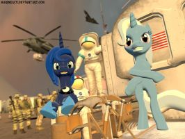 MLP: Luna provides Moon Rover vehicle by MarineACU