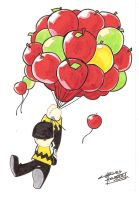 marker: Balloons by KidNotorious