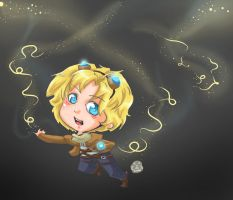 LOL- Ezreal by IVchan