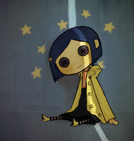Coraline by tkay