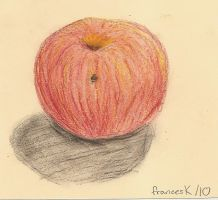 One Apple with a Hole, Please by Link7788
