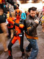 Deadpool and Wolverine by Deadfish-Comics