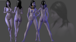 Tali Nude DL by TheRaiderInside