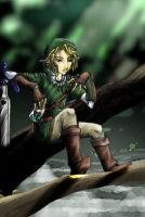 Link by supervillain-wang