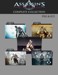 Assassin's Creed Complete Collection Folder Icon by vicevicente