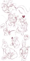 Grem Sappy Doodles by SweetSouls